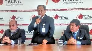 Resultado de imagen para simulacro sismo gobierno regional tacna 2016