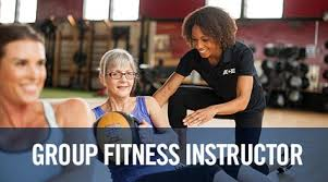 ace group fitness certification certified fitness trainer salary