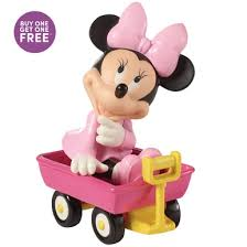 "<b>Disney</b> Showcase, <b>Baby Minnie</b> Mouse figurine, ""Dreams And ..."