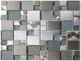 steel tile backsplash ssmt kitchen mosaic