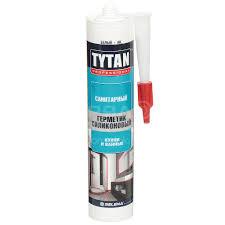 <b>Герметик силиконовый Tytan</b> 71552 санитарный белый, 280 мл в ...