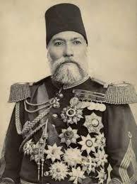 Gazi Osman Paşa, comandantul forţelor otomane asediate în fortificaţiile de la Plevna