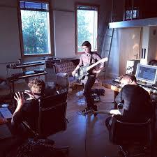 Piccolo Sala Registrazione : The xx sono in studio di registrazione per il nuovo disco e