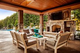 gallery fascinating wood patio furniture gallery of fascinating outdoor patio designs with fireplace for patio