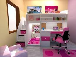 loft beds i love this idea thinkn abt doing somethn similar with bed girls teenage bedroom