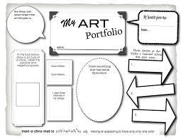 best photos of portfolio cover sheet printable college portfolio student art portfolio cover portfolio cover sheet via