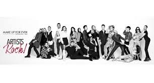 <b>Make Up For Ever</b> Celebrates Its Make Up Artist Collective - Beauty ...