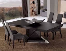 dining room chairs mobil fresno: contemporary table wooden rectangular eros collection by gabriel lapez