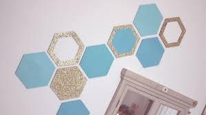 diy home office decor ideas easy diy honeycomb wall decor easy recycling home idea youtube home accessoriescool office wall decor ideas