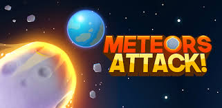 Meteors Attack! - Apps on Google Play
