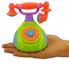 Buy SaleOn Musical <b>Toys Children's</b> Phone <b>Toy Simulation</b> Retro ...