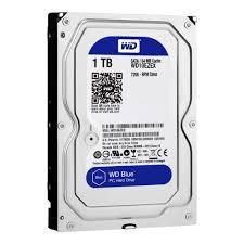 <b>Жесткий диск Western Digital</b> Caviar Blue 3.5 1.0 Tb SATA III 64 Mb ...