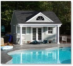 Pool sheds   shed and barn plansPool sheds
