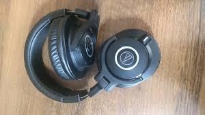 Обзор от покупателя на <b>Наушники Audio-Technica ATH-M40X</b> ...
