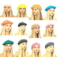 Wool Blend <b>Beret</b> Hats for <b>Women</b> | eBay