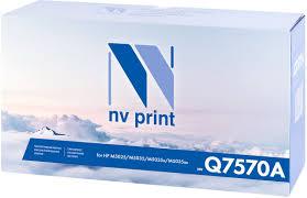 <b>Картридж</b> NV Print Q7570A, черный, для лазерного принтера ...