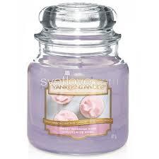 <b>ароматическая свеча</b> yankee candle sweet <b>morning rose</b> ...