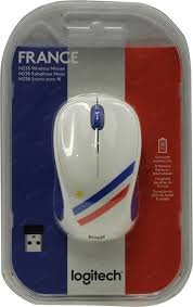 <b>Мышь Logitech Fan</b> Collection <b>M238</b> FRANCE (910-005404) Blue ...