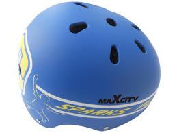 <b>Шлем Maxcity</b> Roller Stike S Light Blue - ElfaBrest