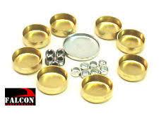 pontiac gto block parts brass ze plug kit pontiac 326 350 389 400 421 428 fits pontiac gto