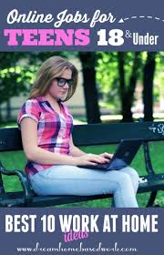 best ideas about summer jobs for teens teen jobs best 30 online jobs for teens work from home 18 and under