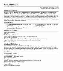 optometry resume examples in phoenix  az   livecareer optometry resume   cottonwood  arizona