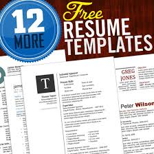more free resume templates   primer  more free resume templates