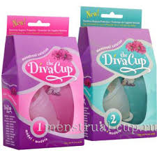 Менструальная капа <b>Divacup</b> (Дивакап)