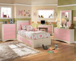 girl bedroom furniture brown