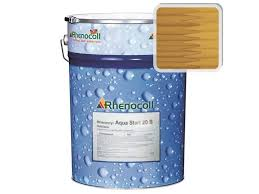 <b>Лак фасадный Rhenocoll Aqua</b> Start 20S сосна, шелковисто ...
