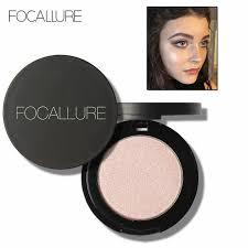 <b>Focallure Face Blusher Powder</b> Palette Highlighter Makeup Blush ...