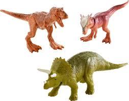 <b>Jurassic World</b> Фигурка <b>Мини</b>-<b>динозавры</b> 3 шт FPN84 — купить в ...