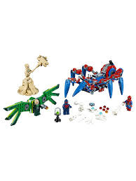 <b>Конструктор LEGO</b> Marvel Super Heroes 76114 <b>Паучий вездеход</b> ...