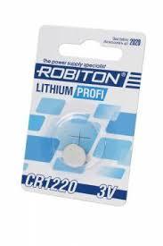 <b>Батарейки Robiton</b>