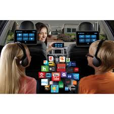 Universal In-Vehicle Smart TV System - Advent