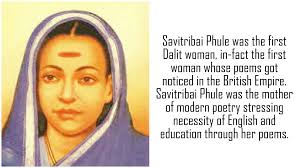 savitribai phule quotes dr b r ambedkar s caravan 23 25