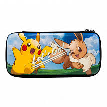 Купить Nintendo Switch Защитный <b>чехол Hori</b> (<b>LET'S</b> GO!) для ...