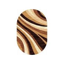 Овальный <b>ковёр Laguna d234</b>, 100 х 200 см, цвет <b>beige</b> (2722939 ...