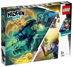 <b>Конструктор LEGO Hidden Side</b> 70424 Призрачный экспресс ...