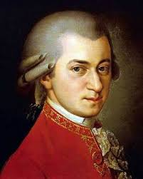 Wolfgang Amadeus Mozart (1756-1791) nasceu em 27 de janeiro de 1756 em Salzburgo, na Áustria e morreu em 5 de dezembro de 1791 em Viena, Áustria. - AA