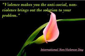non violent essay   essay international non violence day essay sch quotes status history