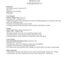 resume template for restaurant server fresh resume template for restaurant server formalbeauteous sample resume restaurant restaurant server sample resume