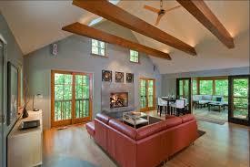 beam lighting ideas living room contemporary with wall decor corner sofa screen porch beams lighting