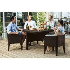 Купить <b>Комплект мебели KETER Columbia</b> dining set (5 ...