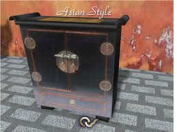cabinet asian style furniture japanese or chinese asian style furniture