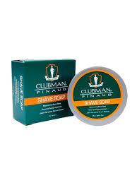 <b>Clubman</b> Shave Soap <b>Натуральное мыло для</b> бритья, 59 г (L)