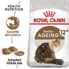 <b>Royal Canin Ageing</b> +<b>12</b> Dry Food for cats 2kg | PetsEgypt.com