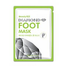BeauuGreen Beauty153 <b>Diamond</b> Foot <b>Mask</b> Увлажняющая <b>маска</b> ...