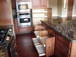 Kitchen Cabinet Slide Out Pull Out Shelves Slide Out Shelves Kitchen Bath