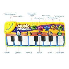 Baby <b>Piano Mats Music Keyboard Carpets</b> Newborn Kid Children ...